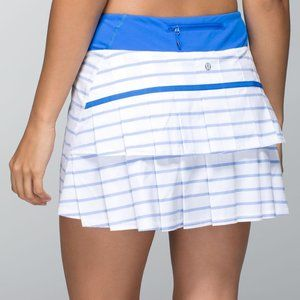 lululemon ∙ run pace setter skirt